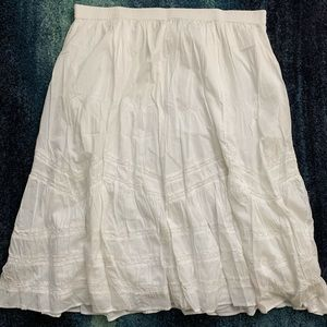 Lane Bryant Lightweight Lined Skirt